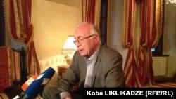 Спецпредставитель премьер-министра Грузии по вопросам взаимоотношений с Россией Зураб Абашидзе