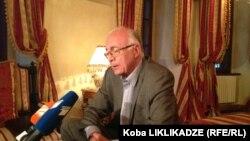Спецпредставитель грузинского премьер-министра по вопросам взаимоотношений с Российской Федерацией Зураб Абашидзе
