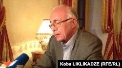 Спецпредставитель грузинского премьер-министра по урегулированию отношений с Российской Федерацией Зураб Абашидзе