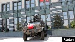 Ankarada prezident sarayı