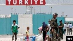 Продолжение политики: сирийские беженки