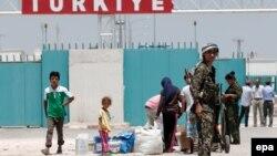 Продолжение политики: война и дети