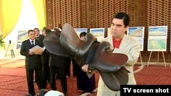 Türkmenistanyň prezidenti