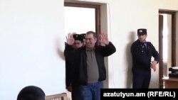 Արամ Հակոբյանը հետազոտության է ենթարկվել քաղաքացիական հիվանդանոցում
