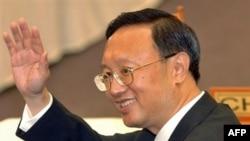 وزير امور خارجه چين می گوید: «کسی به خاطر ابراز عقيده در چين دستگير نمی شود.» ( عکس: AFP)