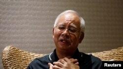 Մալայզիայի նախկին վարչապետ Նաջիբ Ռազակը, արխիվ