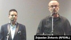 Steve Coulson i Petar Finci