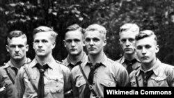 (архівна фотографія) Молоді люди, члени Гітлерюґенд у Німеччині