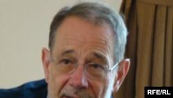 خاویر سولانا، رئیس سیاست خارجی اتحادیه اروپا