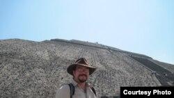 Антрополог Хорхе Арчер