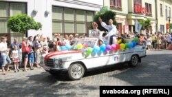 Як пачаўся фэстываль нацыянальных культур у Горадні