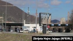 Kosovsko-makedonska granica, mart 2020.