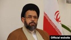محمود علوی، وزیر اطلاعات جمهوری اسلامی ایران.