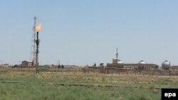 حقل (باي حسن) النفطي في كركوك