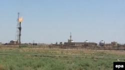 مصفى باي حسن النفطي قرب بيجي