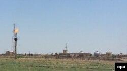 O rafinărie de petroil irakiană
