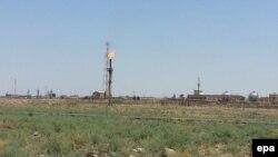 حقل باي حسن النفطي في محافظة كركوك