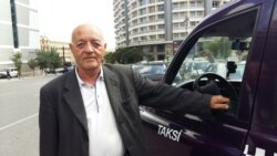 London-taksi sürücüsü: 'Gündəlik 28 manat plan veririk və bir günə, azı, 12-13 manatlıq benzin gedir...'