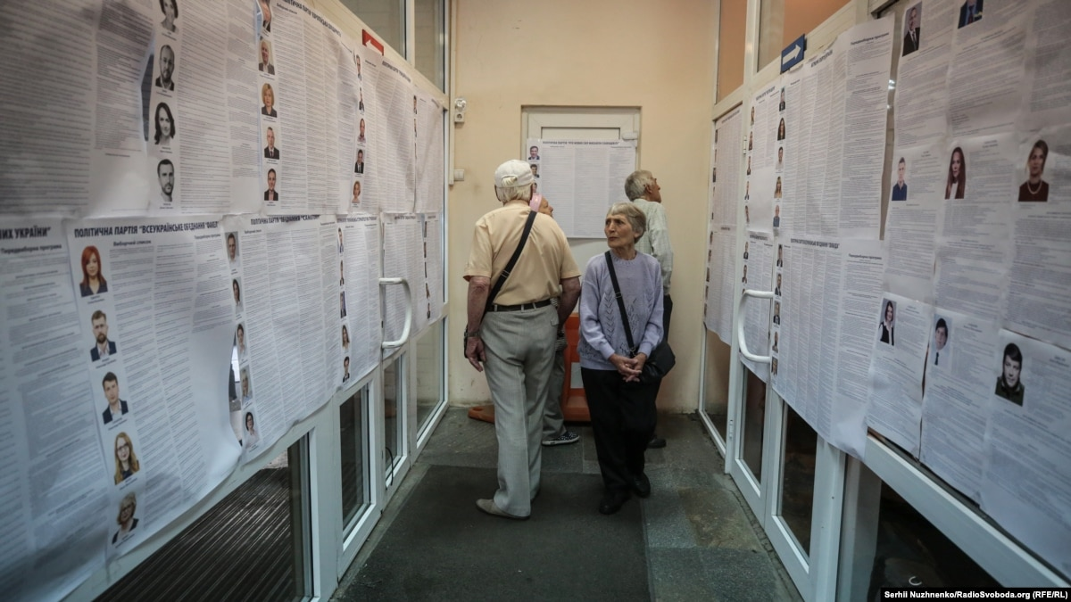1 августа ЦИК признала избранными еще 19 народных депутатов