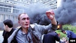 در حملات تروریستی روز چهارشنبه در الجزایر، دست کم ۳۳ کشته شدند.