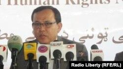 نعیم نظری رئیس شبکه جامعه مدنی و حقوق بشر