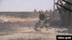 """Kürtleriň """"Peşmerga"""" söweşijileri, Mosul"""