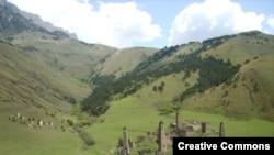 Pamje nga Ingushetia