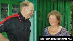 William Moser și Ana Roman din satul Bobeica
