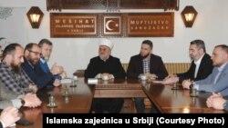 Zasedanje kriznog štaba za prevenciju korona virusa Islamske zajednice u Srbiji