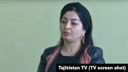 Tajik singer Firuza Hafizova was fined by a Dushanbe court after a video clip emerged showing her dancing and singing along with several people.