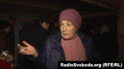 Валентина Григорівна їде в Донецьк