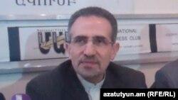 Посол Ирана в Армении Мохаммад Реиси