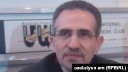 Հայաստանում Իրանի արտակարգ և լիազոր դեսպան Մոհամմադ Ռեյիսի