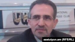 Чрезвычайный и Полномочный посол Ирана в Армении Мохаммад Реиси