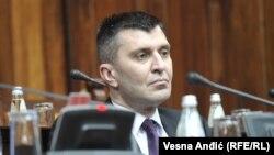 Ministar za rad, zapošljavanje, boračka i socijalna pitanja Srbije Zoran Đorđević