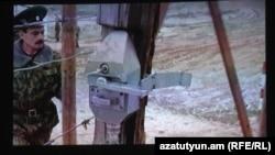 Հայ-թուրքական սահման, դրվագ ֆիլմից