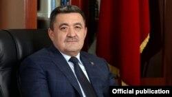 Албек Ибраимов.