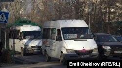Бишкек. Архивдик сүрөт.