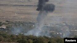 Tym nga një eksplodim në fshatin Bariqa në Siri