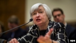 Newly appointed U.S. Federal Reserve chair Janet Yellen.