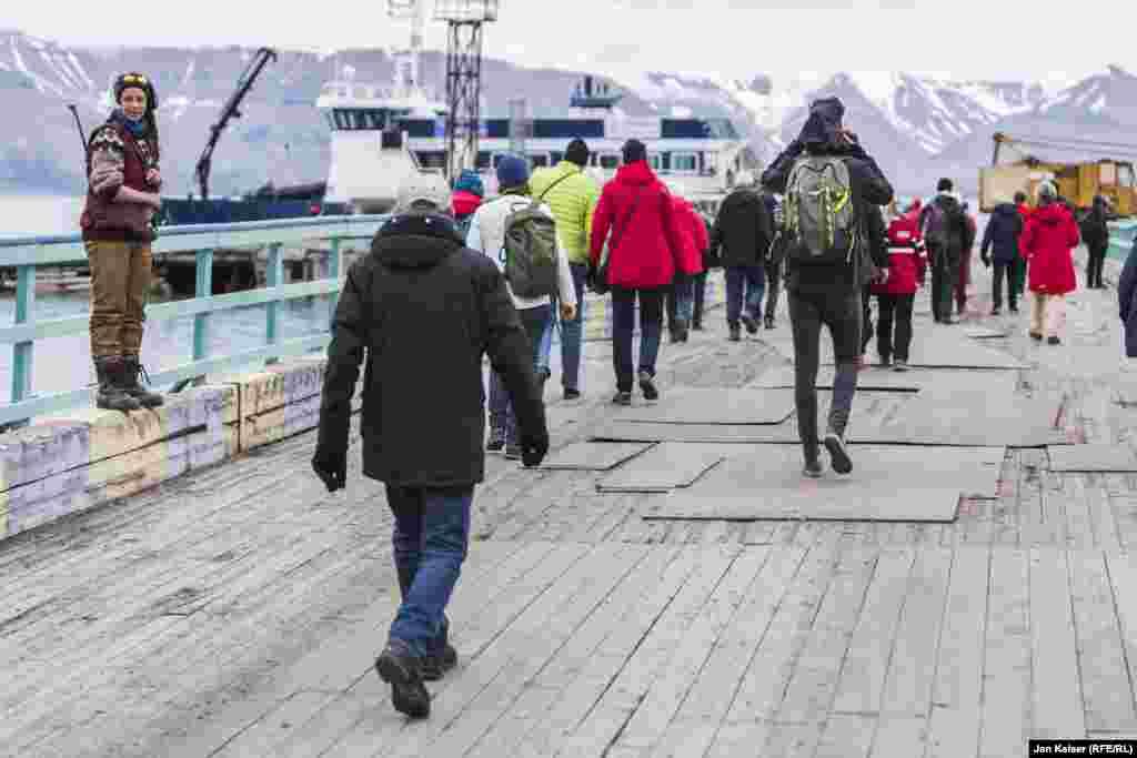 Для туристов здесь организовано множество экскурсий – походы на ледники, туры по местам обитания китов и даже прогулки по медвежьим тропам.
