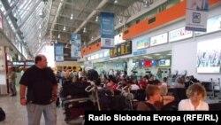 """Стариот аеродром """"Александар Велики"""" во Скопје"""