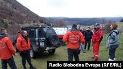 Zajednička vježba spašavanja gorskih službi iz regiona