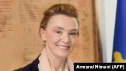 Завтра Мария Пейчинович-Бурич проведет встречу с министром иностранных дел Грузии