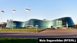 Здание МВД Грузии (архивное фото)