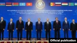 Summitul CSI de la Bișkek, 16 septembrie, 2016