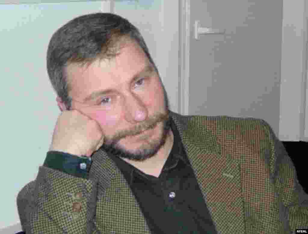 Сергей Варшавчик, журналист