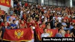 Navijači pozdravljaju reprezentaciju Srbije, 2. septembar 2012.