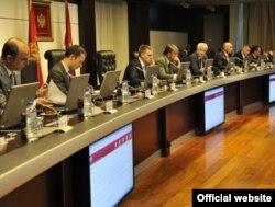 Sjednica Vlade Crne Gore, 2011.