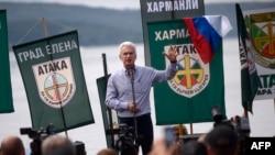 """Макар че изборните резултати на """"Атака"""" се стопяват с всеки изминал вот, Волен Сидеров продължава да залага на крайната си националистическа риторика, винаги в подкрепа към Русия."""